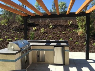 BBQ Island Installation San Diego